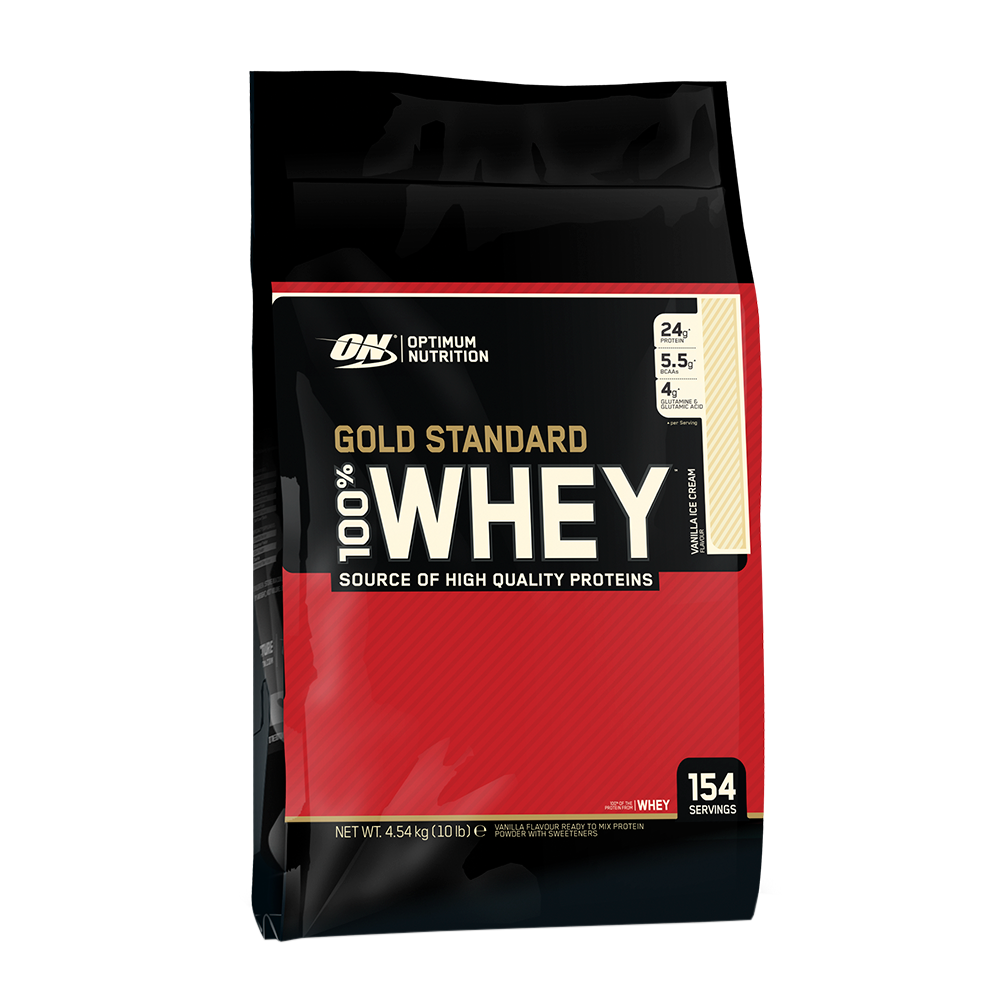 ON Gold Standard Whey 100%