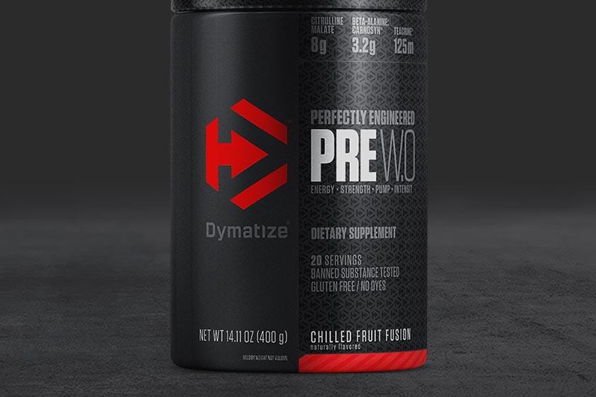 Dymatize Pre-Workout