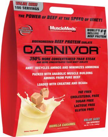 Muscle Meds Carnivor Beef Protein