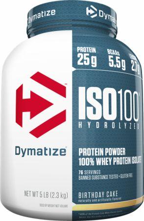 Dymatize ISO100 Hydrolyzed