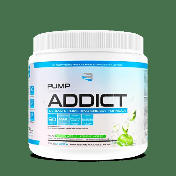 Pump Addict