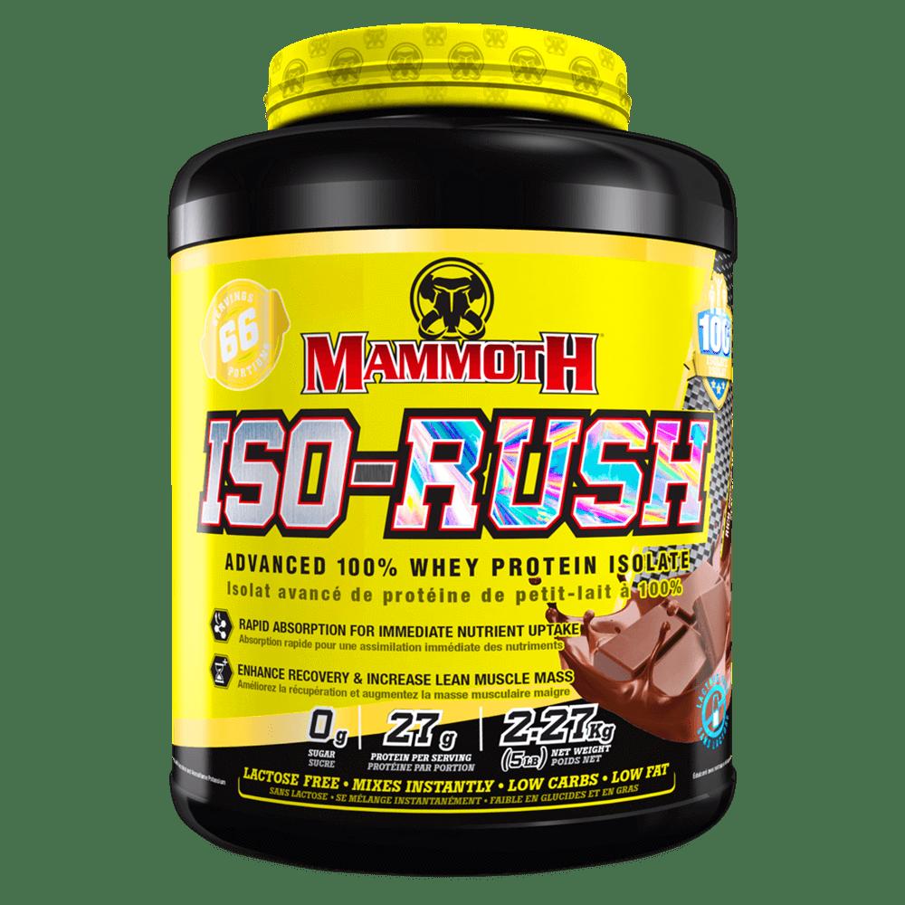 Mammoth Iso-Rush